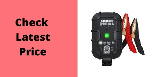 NOCO GENIUS1, 1-Amp Fully-Automatic Smart Charger