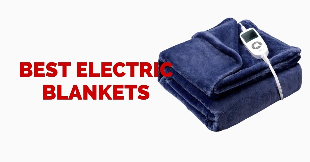 Best Electric Blankets Consumer Reports